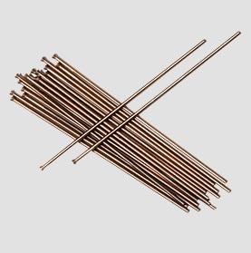 Beryllium Copper Non Spark* 3mm Blank Needle Set(28)- 50236BT